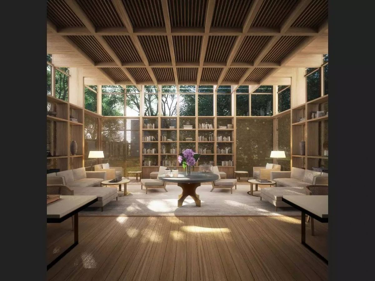 Kerry Hill上海養雲安縵酒店完整曝光 With Images Hotel Lobby