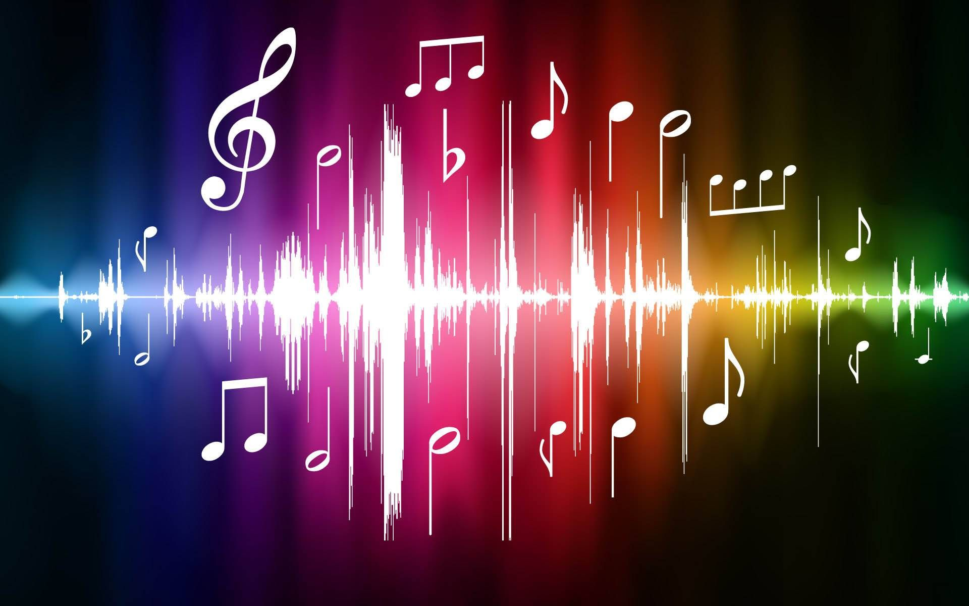 Colorful Music Notes Hq 13 HD Wallpapers Art