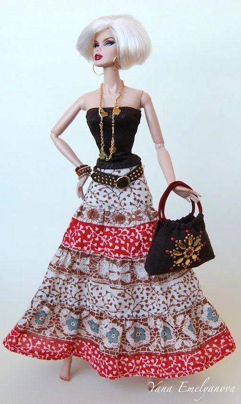 Fashion Royalty - Yana Emelyanova