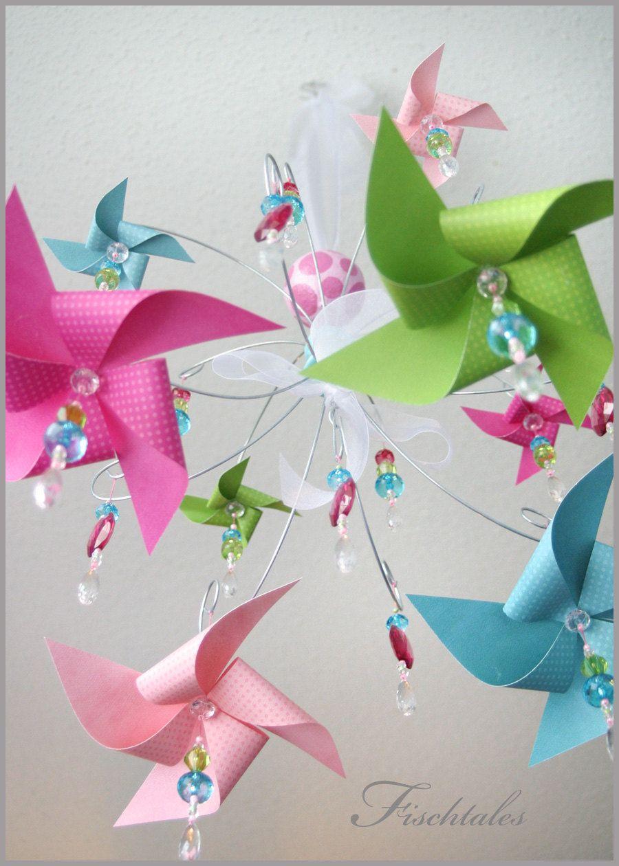 Pinwheel chandelier mobile by fischtaledesigns on etsy 15500 via pinwheel chandelier mobile by fischtaledesigns on etsy 15500 via etsy arubaitofo Gallery