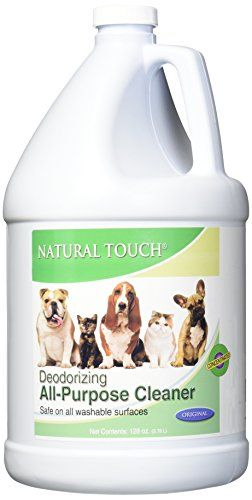 Nilodor Natural Touch Allpurpose Pet Cleaner 1gallon This Is An