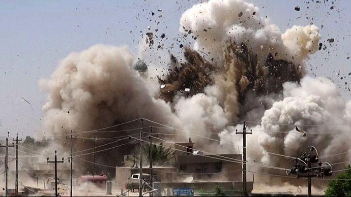 ISIS jihadists demolish mosques, shrines in northern Iraq | EUTimes.net