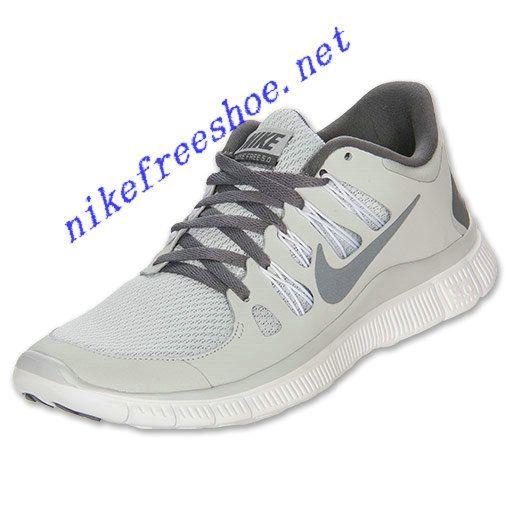 507eb6d3bc98 Nike Free 5.0 Womens Pure Platinum Cool Grey White 580591 001