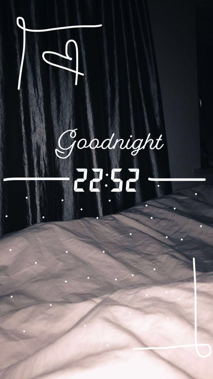 Goodnight snapp