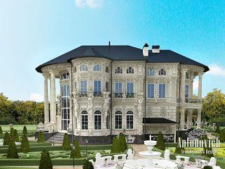 Arabic Design, Uae, Exterior Design, Luxury Homes, Houses, Mansions