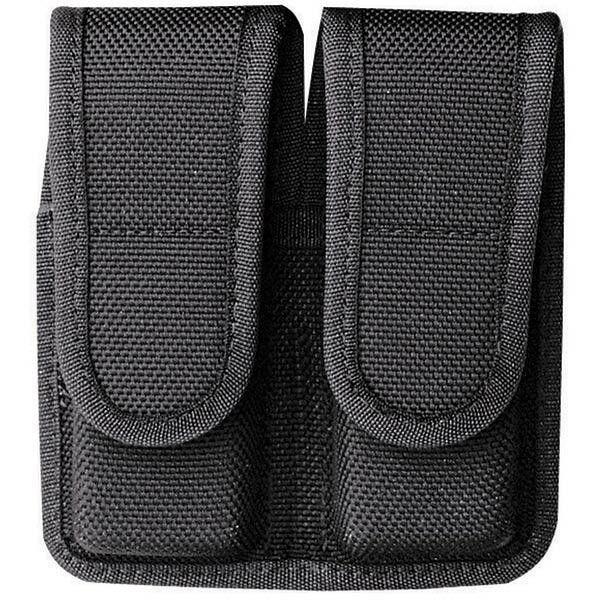 7302 Double Mag Pouch, Black, Beretta 92-96 Series