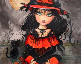 "by Molly Harrison 'When's Halloween"""