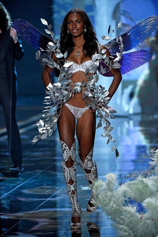 Image result for Jasmines Tookes in VS wings