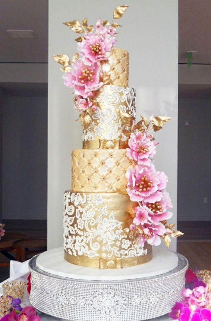 120 dekoideen f r hochzeitstorte feste feiern mit chic und charme wesele pinterest. Black Bedroom Furniture Sets. Home Design Ideas