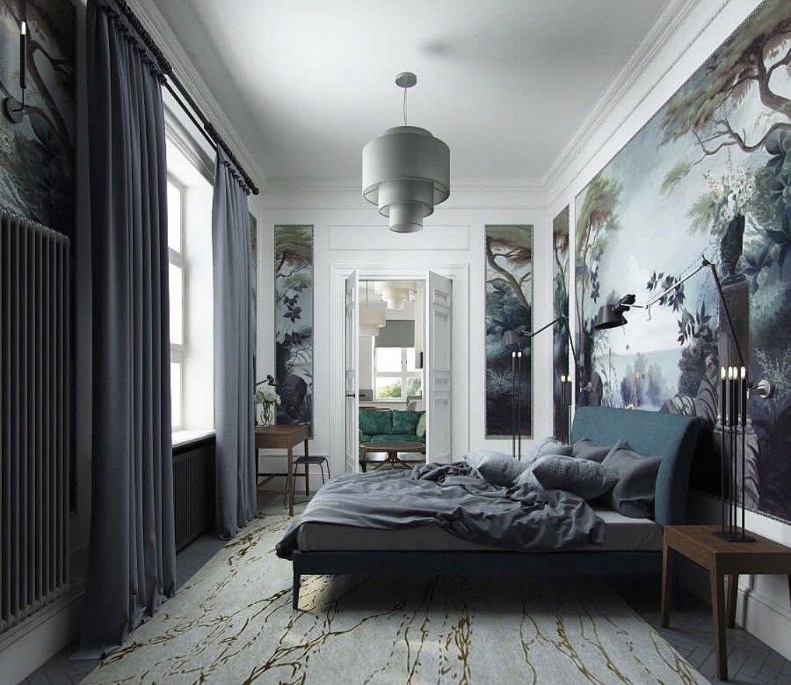 Epingle Par William S Studio Sur Inspiration Chambre Parentale