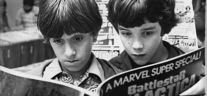 Una nuova ricerca dimostra il valore dei fumetti nell'apprendimento