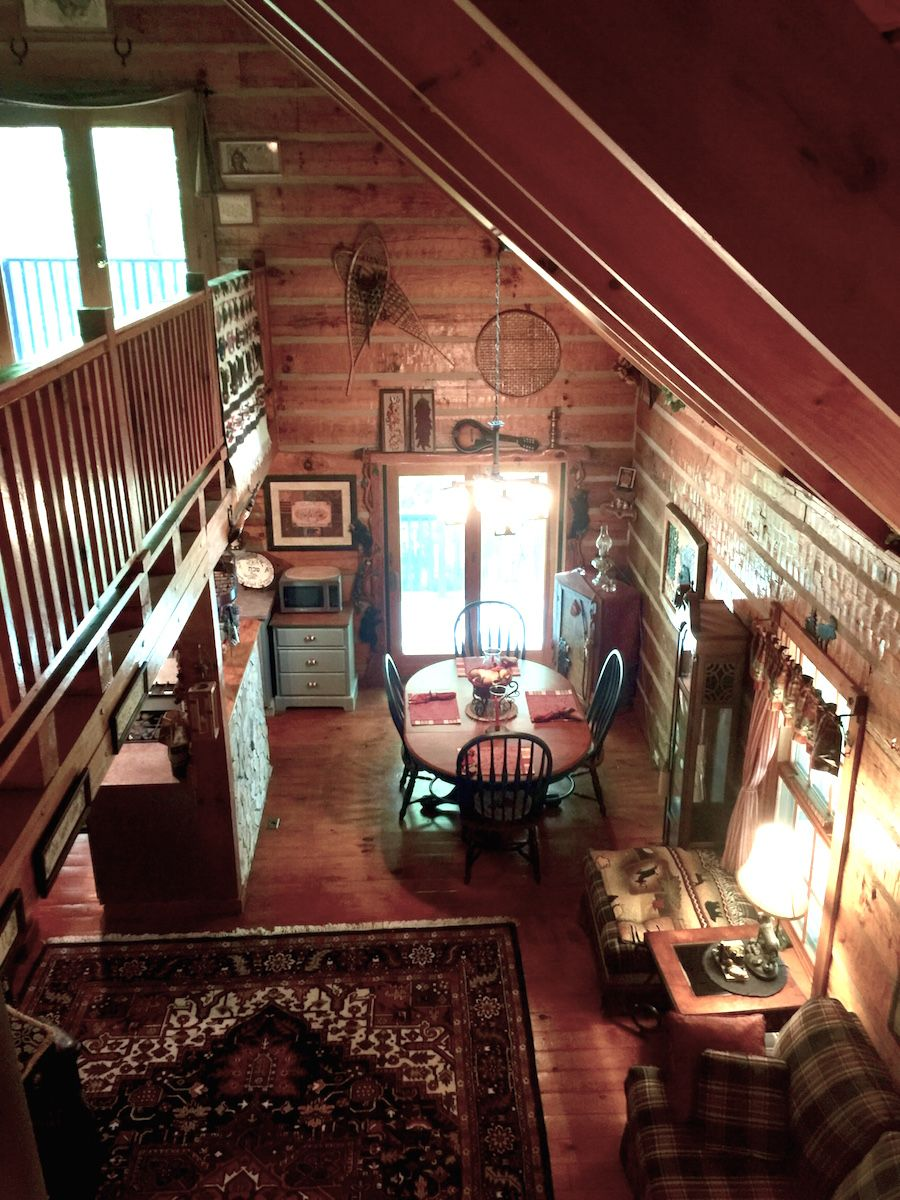 Southland Log Home for sale in Asheville Nc. Call Marc