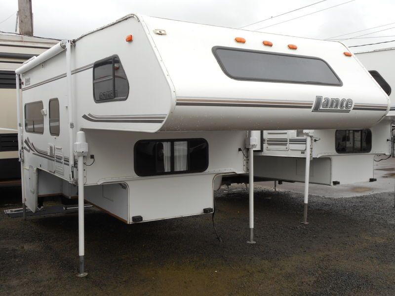 2000 Lance 1140 For Sale Mcminnville Or Rvt Com Classifieds Truck Camper Camper Used Truck Campers