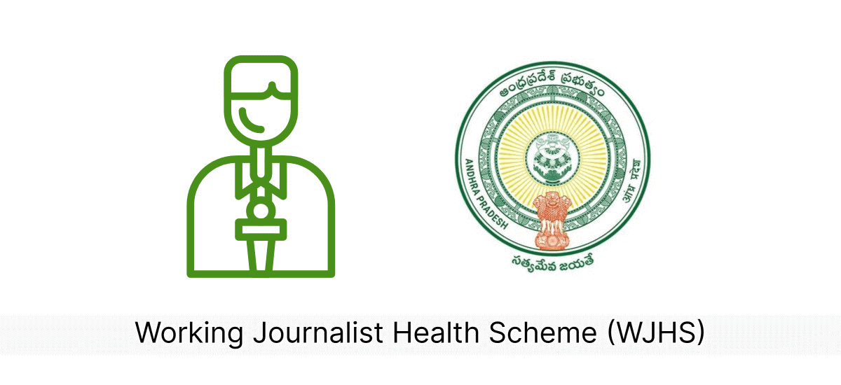 WJHS Working Journalist Health Scheme by Government of