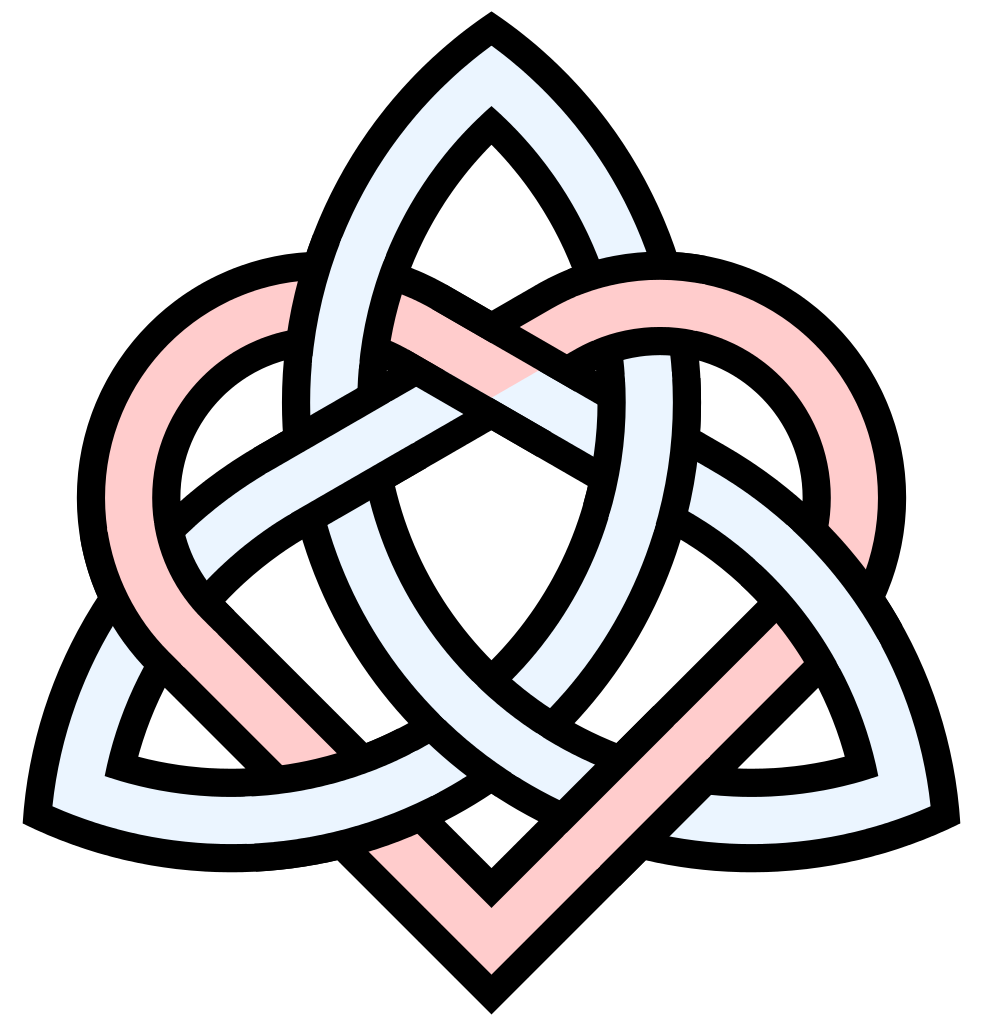 Celtic symbol for sister choice image symbol and sign ideas irish symbol for sister images symbol and sign ideas filetriquetra heart knotg wikimedia commons in the buycottarizona