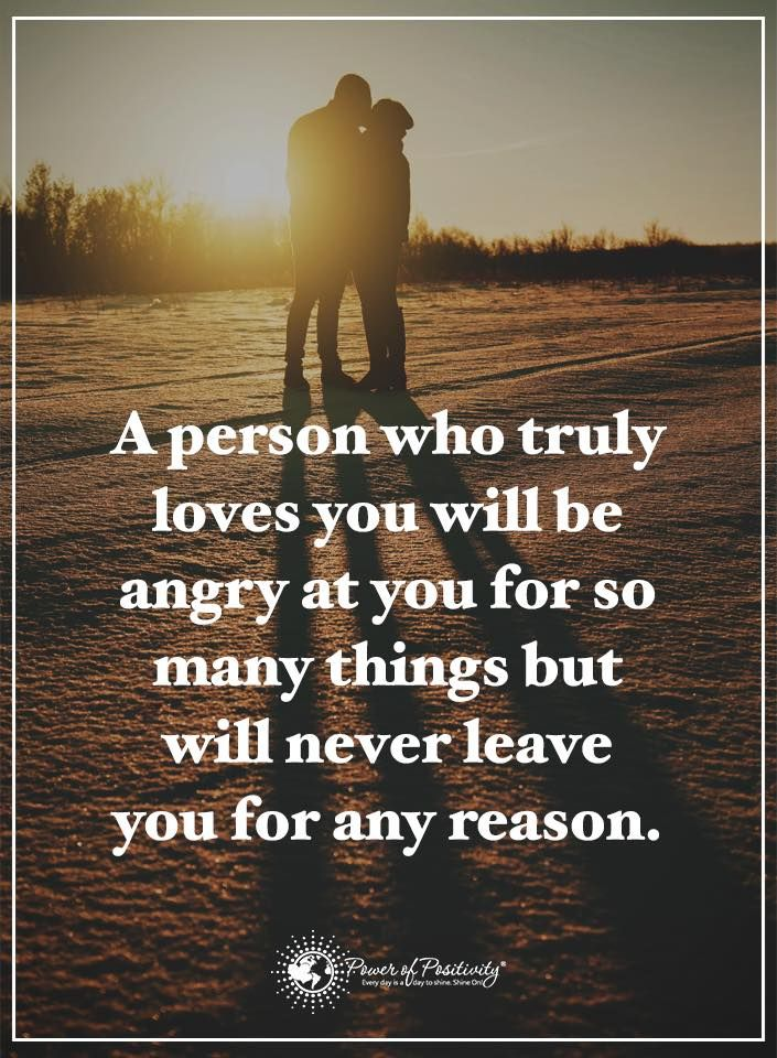 A Person Who Truly Loves You Will Be Angry At You For So Many Things