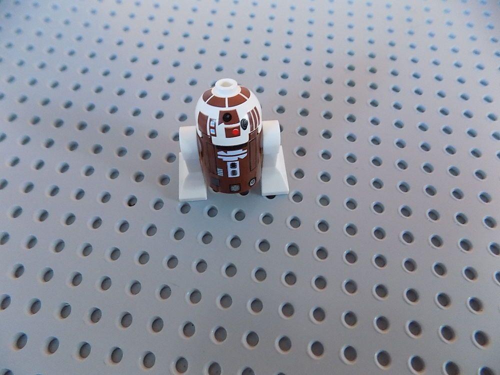 Lego Star Wars Minifigure ~ Plo Koon /& R7-D4 Droid 8093