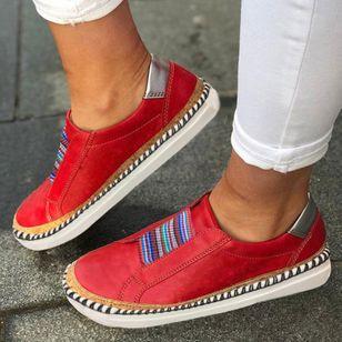 Buty Na Plaskim Obcasie Kobiece Buty Na Plaskim Obcasie Plaskie Obcasy Floryday Shoes Sneaker Heels Orthopedic Walking Shoes