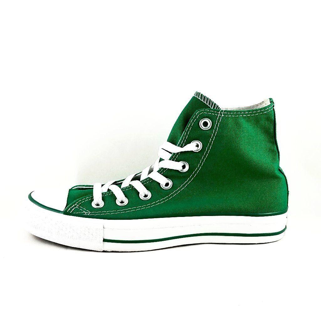Green High Top Converse | Converse