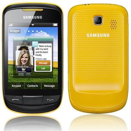 Samsung oficializa o Corby II
