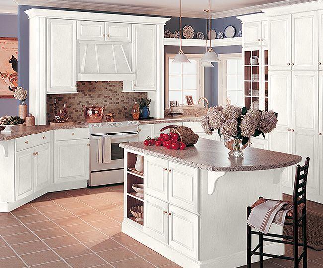 Merillat Classic® Somerton Hill Square   Kitchen cabinet ...