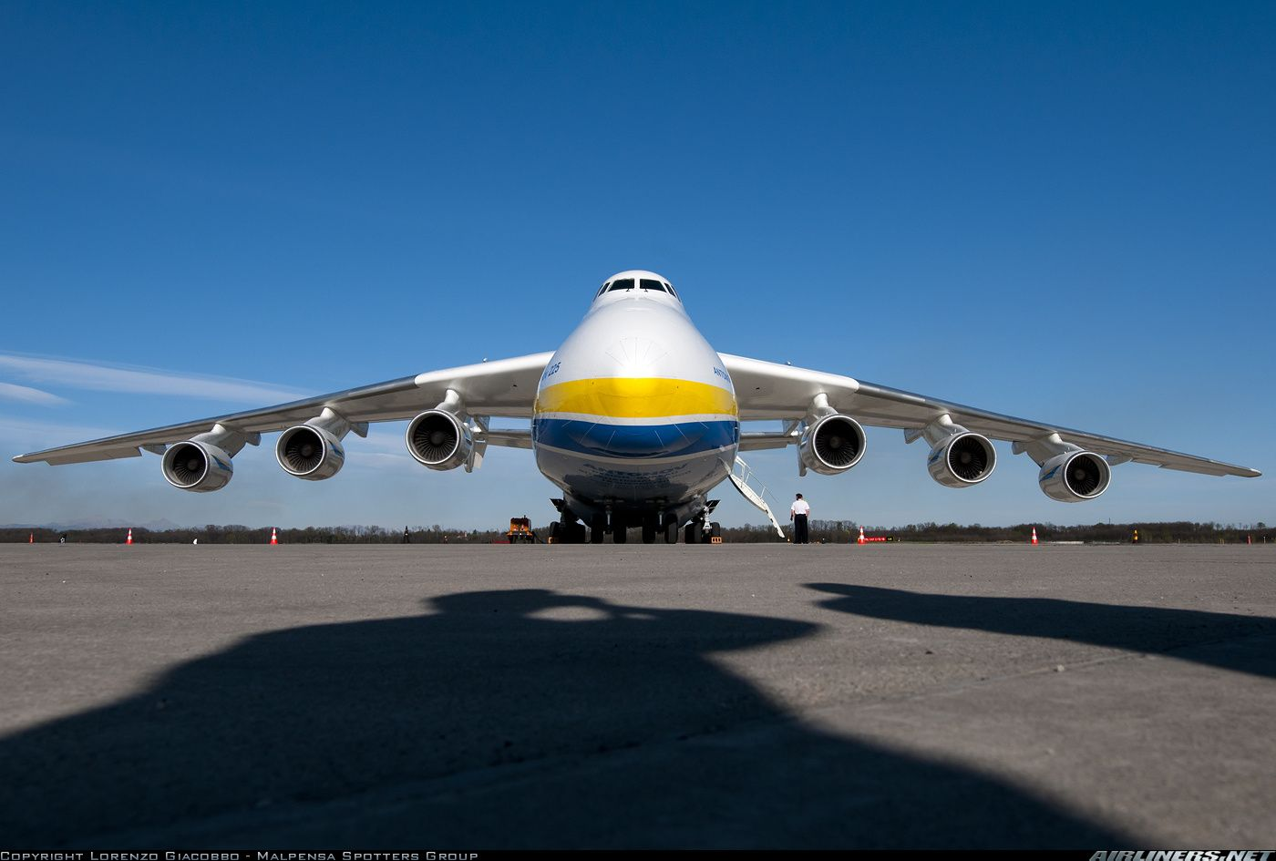 Antonov An 225 Mriya The Largest Airplane In The World Max