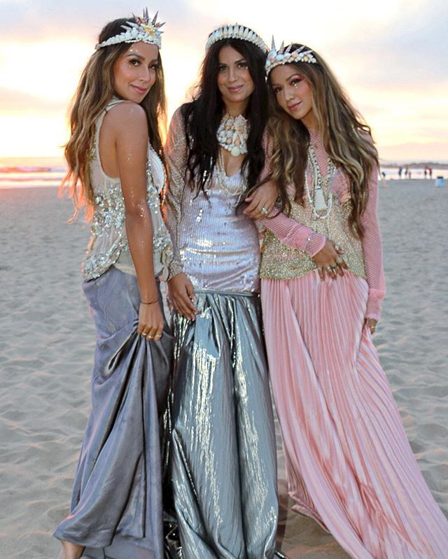 Pin by Yudy C on fiesta temática Pinterest Flow, Mermaid and - sisters halloween costume ideas