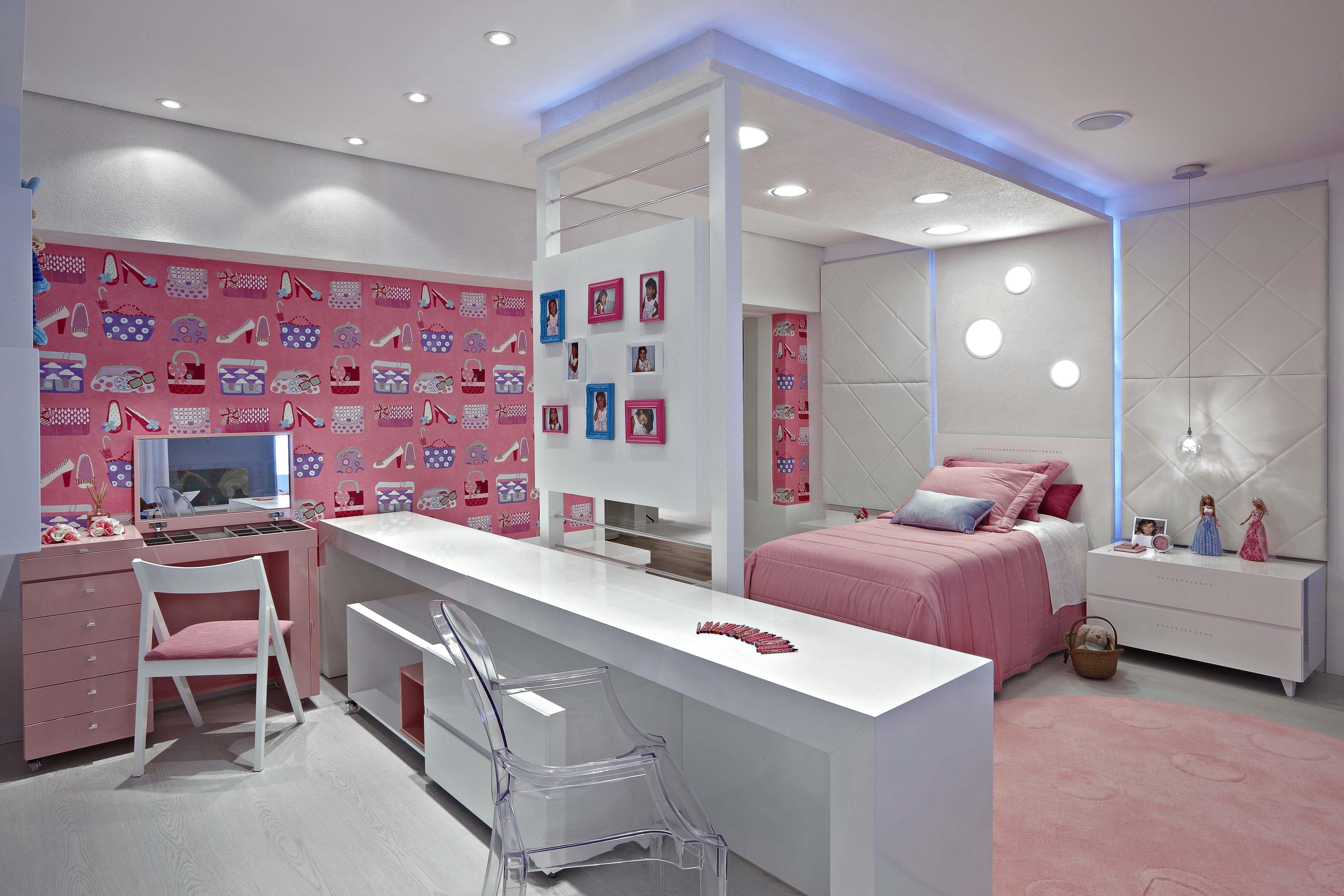 Quarto De Adolescente Dormit Rio De Menina Pinterest Quarto  ~ Quarto Para Jovens Meninas Pequeno