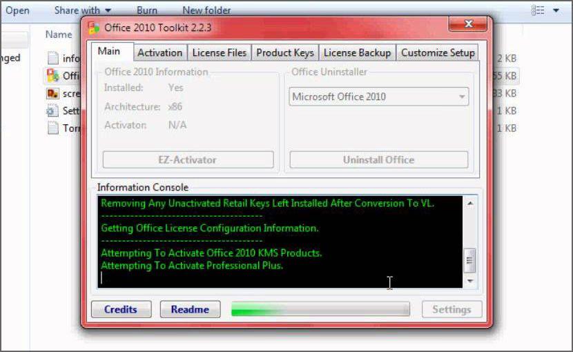 microsoft office 2010 toolkit windows 10