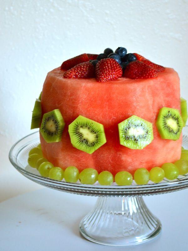 Another paleo birthday cake idea