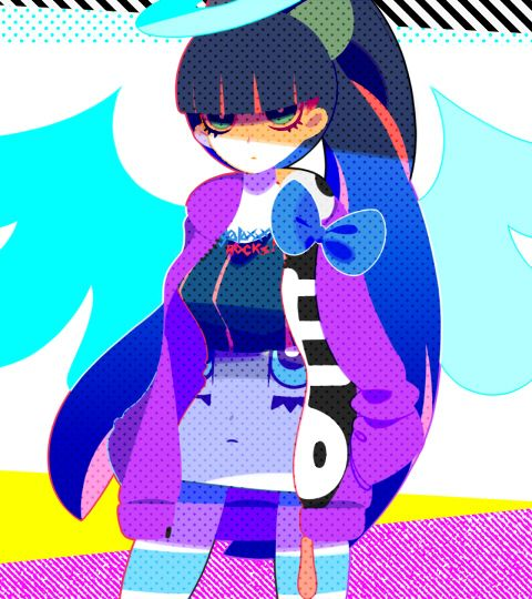 Anime To The T Panty And Stocking Anime Stockings Anime