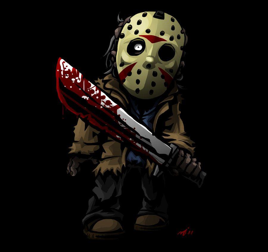 Funny parody of Jason ...