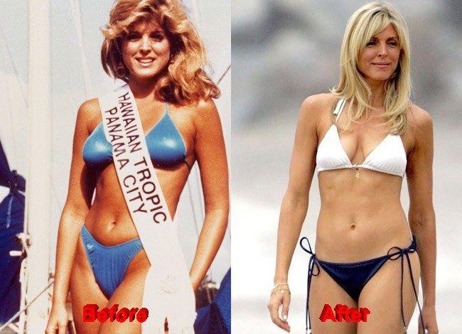 Marla Maples Bikini Sizzling Pics (Trump Formal Wife) - http ...