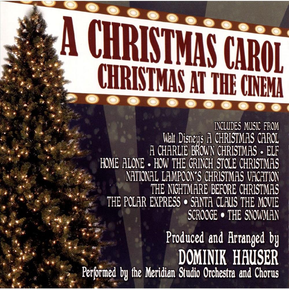 Original Soundtrack - Christmas Carol: Christmas at the Cinema (CD ...