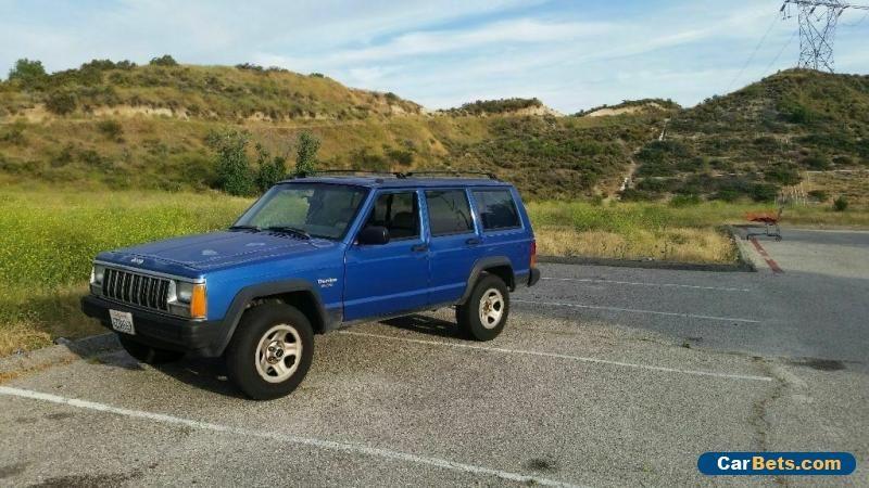 Car For Sale 1993 Jeep Cherokee