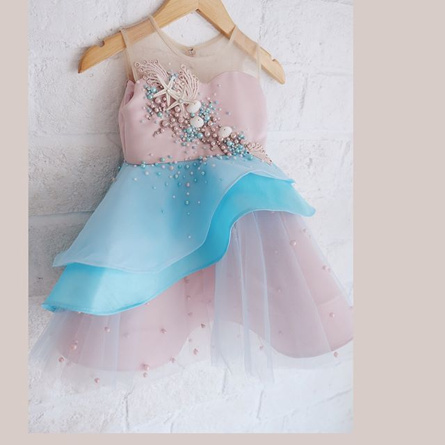 Baju Mermaid Anak Anak