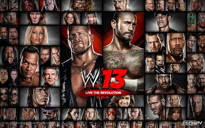 wwe 13 superstars