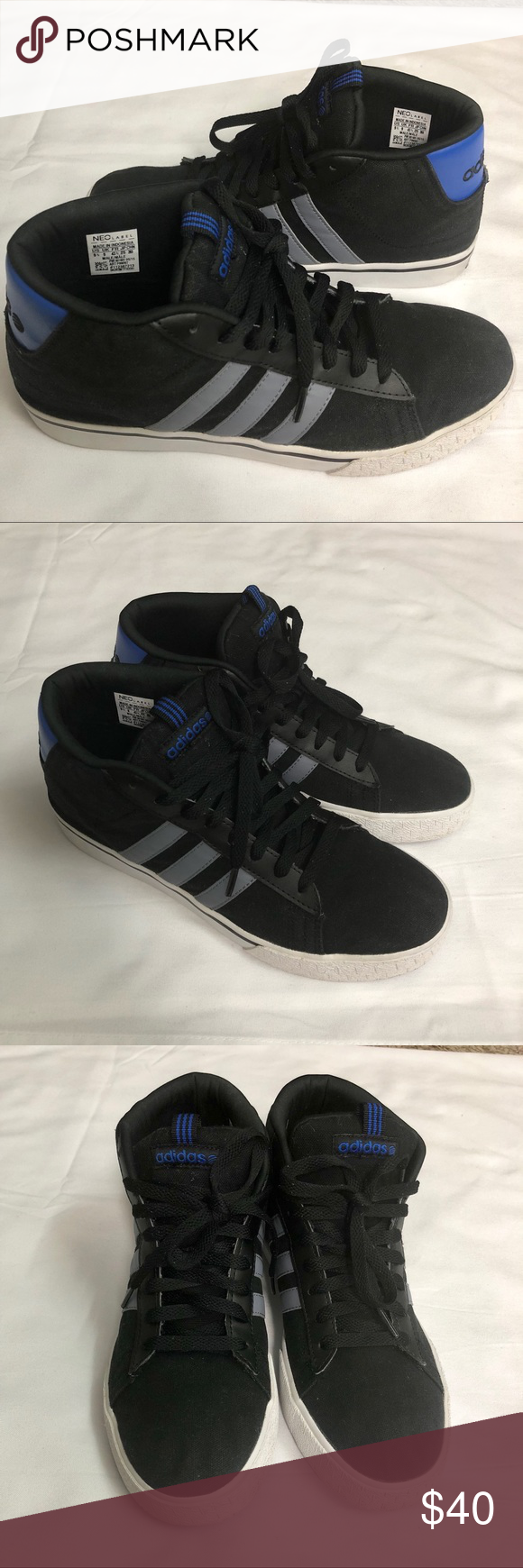 RESERVED Adidas Men's Neo Sneakers with Ortholite | Adidas neo ...