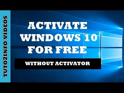 Activate windows 10 permanently for free without software in this very simple and quick video of how to activate windows 10 permanently for free ccuart