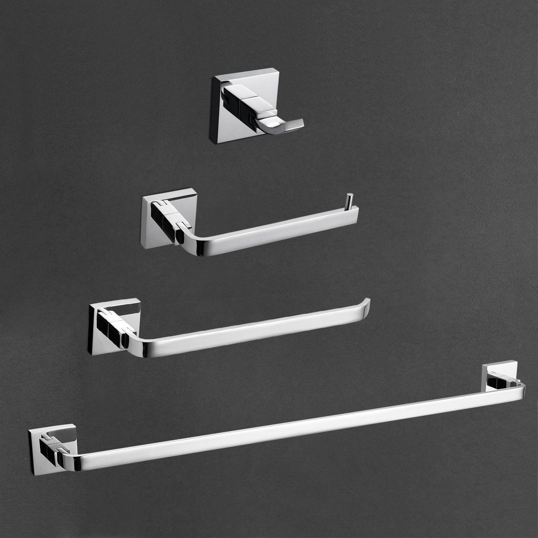 "Towel Rack In Spanish: Amazon.com: Lightinthebox® 24.4"" Towel Bar, 11"" Towel Ring"