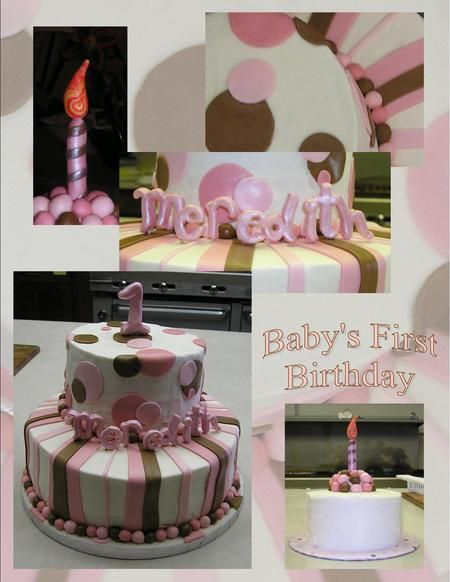 first birthday cake images - Google Search