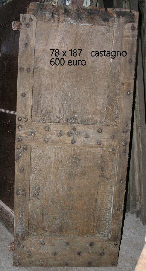 PORTE VECCHIE A BUON PREZZO - SIMONE MARRO: porte e portoni antichi ...
