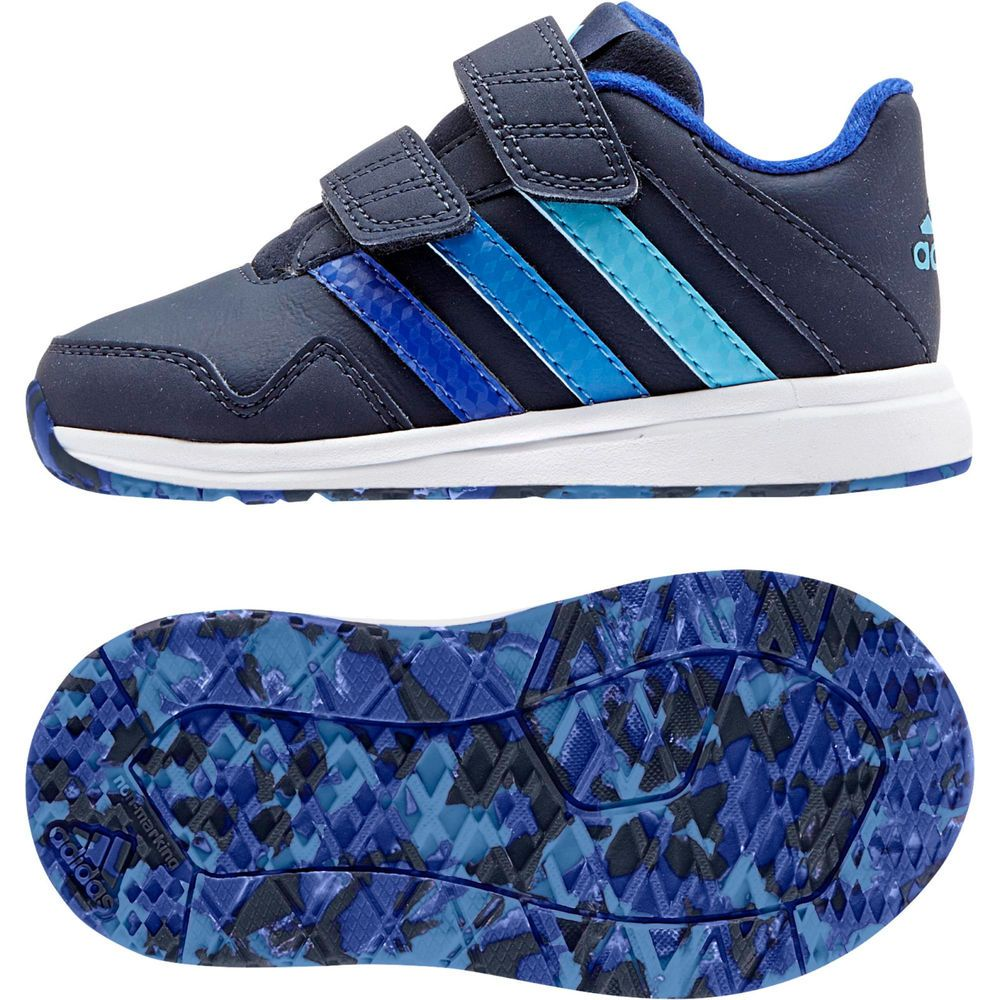 Adidas Infants Training Snice 4 Shoes S31595 Blue Sporty Trainers  Adidas   Athletic 26394c3fa