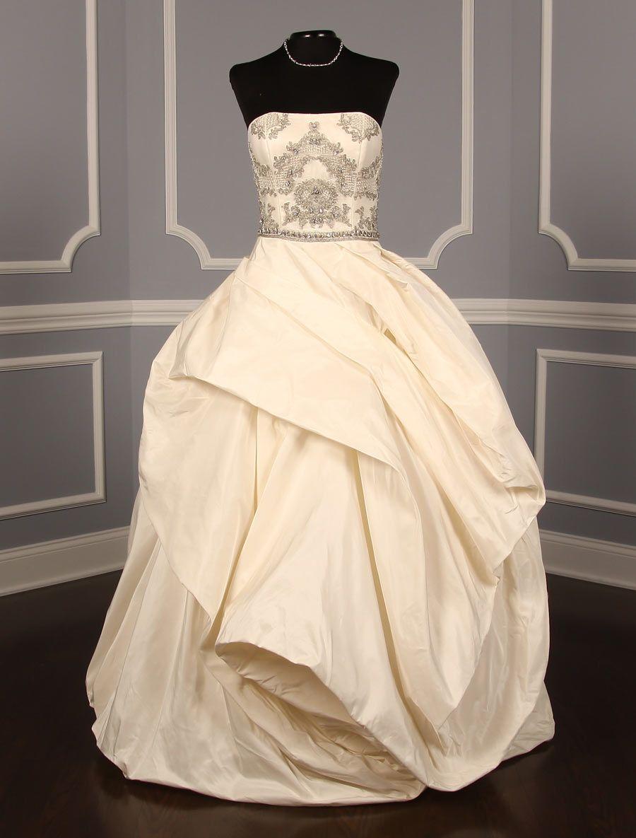 Rubin Singer Juliette 17803 X Discount Designer Wedding Dress ...