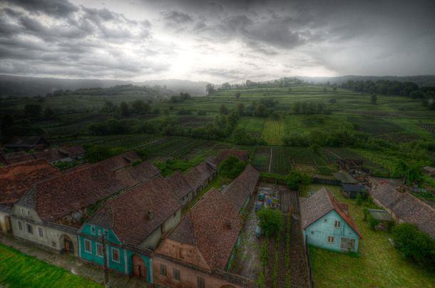 Rumanía by Gary Arndt