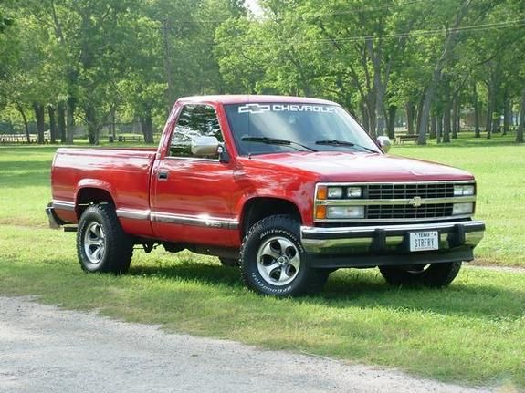 1989 Chevy Silverado Vehicles I Have Owned Since 1978