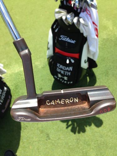 c6934c96f1 Jordan_Spieth_6 Scotty Cameron Putter, Golf Bags For Sale, Jordan Spieth,  Golf Putters,