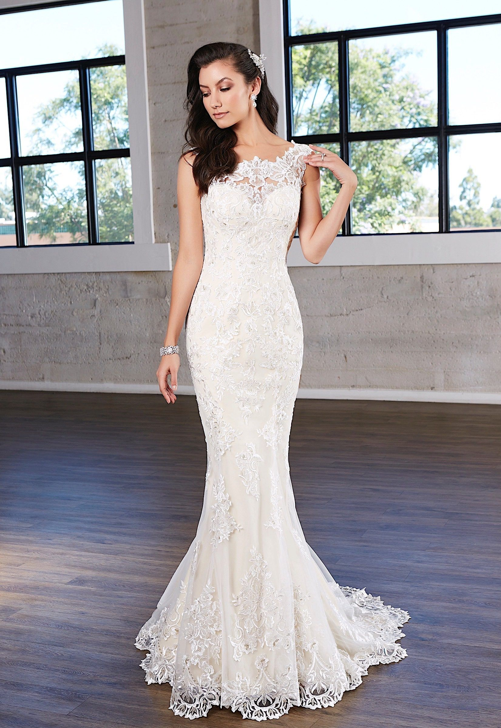 New bridal collection misty wedding dresses collection