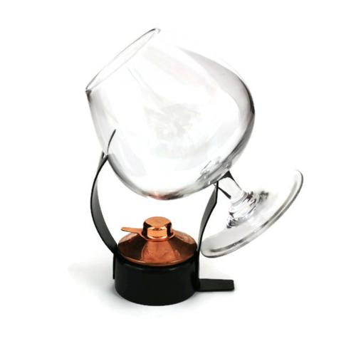 Swiss Copper Brandy Warmer Amp Snifter Sold Brandy