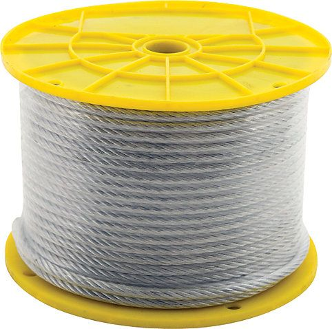 Kingchain 1 4 7x19 Aircraft Cable Galv The Home Depot Canada